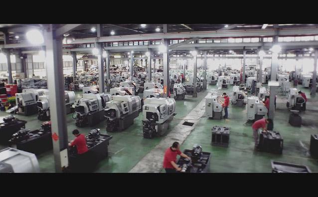Tour De D 233 Colletage Cnc Machine Tool Sources Hd Video